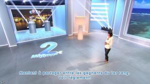 Estelle Denis lors du Tirage du Loto - 26/01/15 - 04