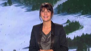 Estelle Denis lors du Tirage du Loto - 28/01/15 - 01