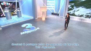 Estelle Denis lors du Tirage du Loto - 28/01/15 - 03