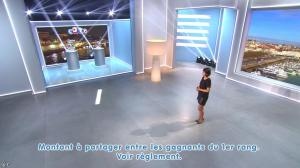 Estelle Denis lors du Tirage du Loto - 31/01/15 - 01