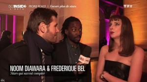 Frédérique Bel dans 50 Minutes Inside - 14/02/15 - 04