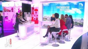 Laurence Ferrari, Audrey Pulvar, Hapsatou Sy et Caroline Ithurbide dans le Grand 8 - 19/01/15 - 02