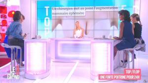 Laurence Ferrari, Audrey Pulvar, Hapsatou Sy et Elisabeth Bost dans le Grand 8 - 10/11/14 - 10