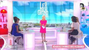 Laurence Ferrari, Audrey Pulvar et Hapsatou Sy dans le Grand 8 - 08/10/14 - 01