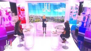 Laurence Ferrari, Audrey Pulvar et Hapsatou Sy dans le Grand 8 - 10/11/14 - 01