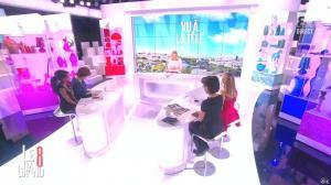 Laurence Ferrari, Audrey Pulvar et Hapsatou Sy dans le Grand 8 - 15/01/15 - 02