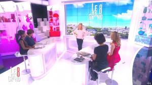 Laurence Ferrari, Audrey Pulvar et Hapsatou Sy dans le Grand 8 - 16/01/15 - 02