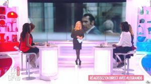 Laurence Ferrari, Hapsatou Sy et Audrey Pulvar dans le Grand 8 - 01/12/14 - 01