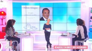 Laurence Ferrari, Hapsatou Sy et Audrey Pulvar dans le Grand 8 - 02/12/14 - 01