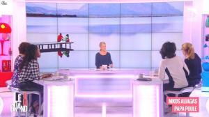 Laurence Ferrari, Hapsatou Sy et Audrey Pulvar dans le Grand 8 - 02/12/14 - 11