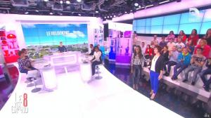 Laurence Ferrari, Hapsatou Sy et Audrey Pulvar dans le Grand 8 - 02/12/14 - 15
