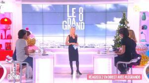Laurence Ferrari, Hapsatou Sy et Audrey Pulvar dans le Grand 8 - 18/12/14 - 02