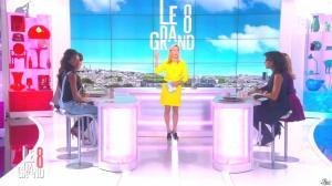 Laurence Ferrari, Hapsatou Sy et Audrey Pulvar dans le Grand 8 - 27/10/14 - 02