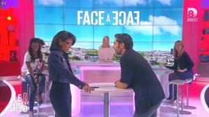 Laurence Ferrari, Hapsatou Sy et Audrey Pulvar dans le Grand 8 - 28/10/14 - 09
