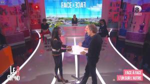 Laurence Ferrari et Hapsatou Sy dans le Grand 8 - 03/12/14 - 10