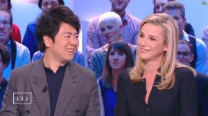 Laurence Ferrari dans le Grand Journal de Canal Plus - 16/01/15 - 03