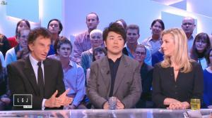 Laurence Ferrari dans le Grand Journal de Canal Plus - 16/01/15 - 07