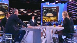 Laurence Ferrari dans le Grand Journal de Canal Plus - 16/01/15 - 08