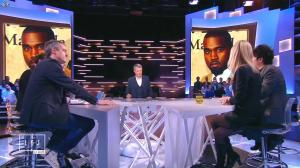 Laurence Ferrari dans le Grand Journal de Canal Plus - 16/01/15 - 10