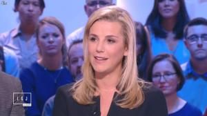Laurence Ferrari dans le Grand Journal de Canal Plus - 16/01/15 - 13