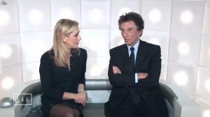 Laurence Ferrari dans le Grand Journal de Canal Plus - 19/01/15 - 01