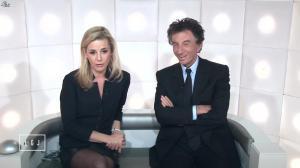 Laurence Ferrari dans le Grand Journal de Canal Plus - 19/01/15 - 02