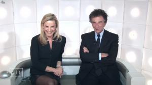 Laurence Ferrari dans le Grand Journal de Canal Plus - 19/01/15 - 03