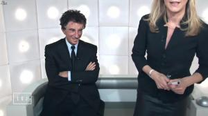 Laurence Ferrari dans le Grand Journal de Canal Plus - 19/01/15 - 09