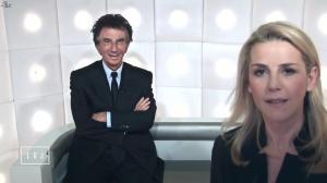 Laurence Ferrari dans le Grand Journal de Canal Plus - 19/01/15 - 10