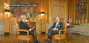 Laurence Ferrari dans Tirs Croisés - 12/02/15 - 01