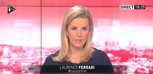Laurence Ferrari dans Tirs Croisés - 27/01/15 - 02
