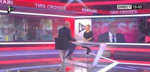 Laurence Ferrari dans Tirs Croises - 27/01/15 - 04