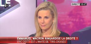 Laurence Ferrari dans Tirs Croisés - 27/01/15 - 06