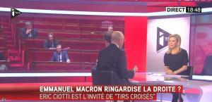 Laurence Ferrari dans Tirs Croisés - 27/01/15 - 07