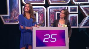 Alice Llenas dans le Juste Prix - 04/02/15 - 12