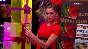 Alice Llenas dans le Juste Prix - 06/02/15 - 01