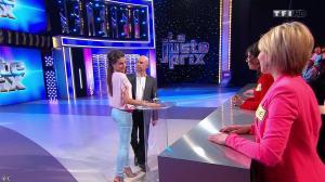 Alice Llenas dans le Juste Prix - 09/02/15 - 06
