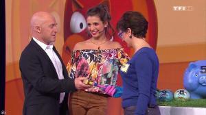 Alice Llenas dans le Juste Prix - 10/02/15 - 06