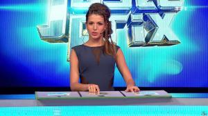 Alice Llenas dans le Juste Prix - 21/01/15 - 09