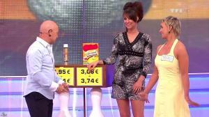 Fanny Veyrac dans le Juste Prix - 08/11/10 - 02