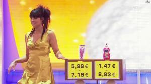 Fanny Veyrac dans le Juste Prix - 10/03/10 - 01