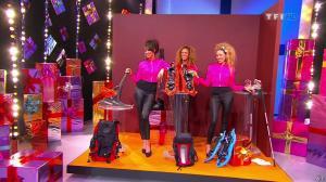 Les Gafettes, Fanny Veyrac, Nadia Aydanne et Doris Rouesne dans le Juste Prix - 08/11/10 - 04