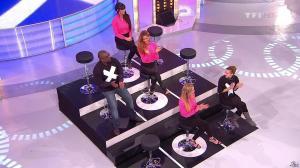 Les Gafettes, Fanny Veyrac, Nadia Aydanne et Doris Rouesne dans le Juste Prix - 10/02/10 - 07