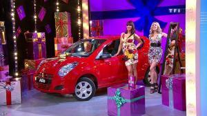 Les Gafettes, Fanny Veyrac et Nadia Aydanne dans le Juste Prix - 21/04/10 - 03