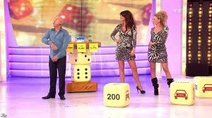 Les Gafettes, Fanny Veyrac et Nadia Aydanne dans le Juste Prix - 22/10/10 - 03