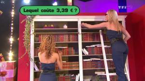 Les Gafettes, Nadia Aydanne et Doris Rouesne dans le Juste Prix - 20/04/10 - 05
