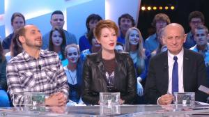 Natacha Polony dans le Grand Journal de Canal Plus - 03/02/15 - 01