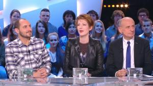 Natacha Polony dans le Grand Journal de Canal Plus - 03/02/15 - 02