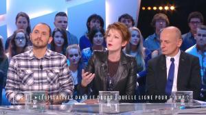 Natacha Polony dans le Grand Journal de Canal Plus - 03/02/15 - 03