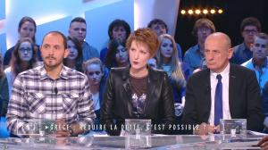 Natacha Polony dans le Grand Journal de Canal Plus - 03/02/15 - 05